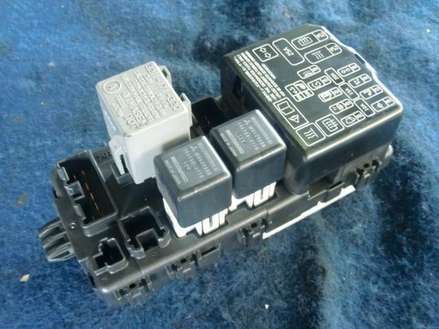 fuse box mitsubishi mirage 1995 e-cj1a mr238945