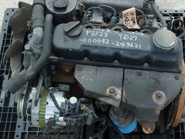 Nissan Make A Payment >> [Used]Engine TD27 4WD NISSAN Atlas - BE FORWARD Auto Parts