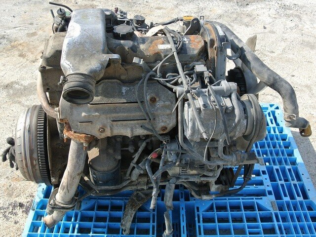 [Used]Engine 3L TOYOTA Hiace Van