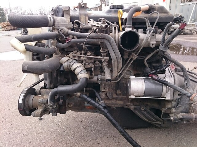 Toyota 2l Diesel Trucks Usa >> Used Engine Transmission 2l 4wd Mt Toyota Hiace