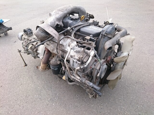 Pas Da C on Toyota 3 5l Engine