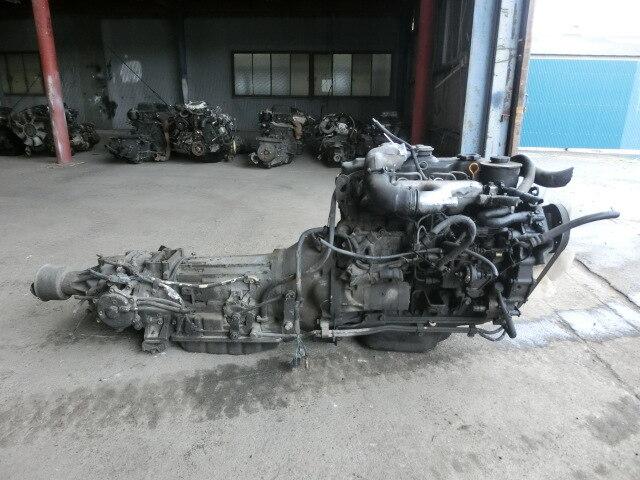 engine transmission qd32 4wd at nissan caravan van