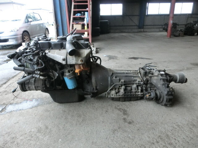 used engine transmission qd32 4wd at nissan caravan van be forward auto parts