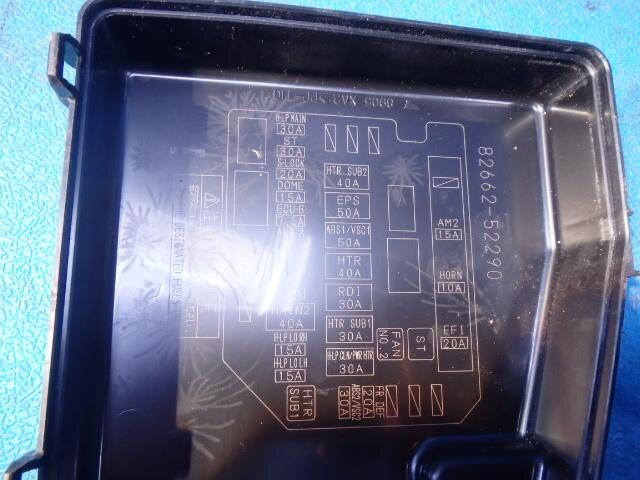 PASKU444640_320342 used]fuse box toyota ractis dba ncp100 be forward auto parts mitsubishi fuso fuse box location at readyjetset.co