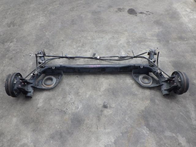 Used]Rear Axle Beam Assembly NISSAN March DBA-K13 - BE