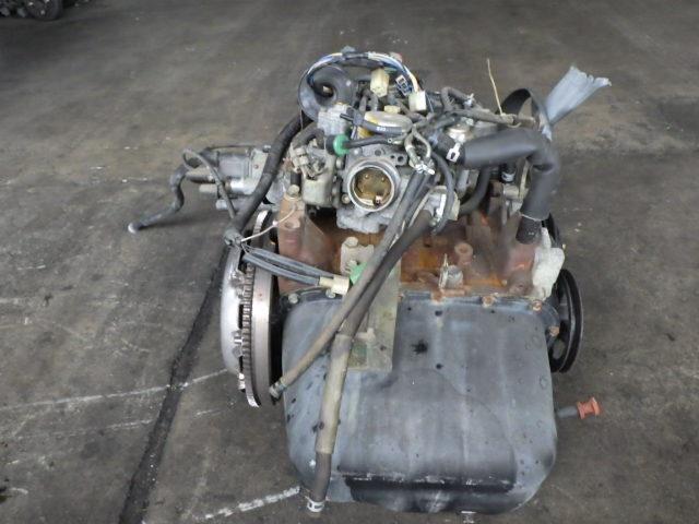 [Used]Engine DAIHATSU Hijet V-S100V
