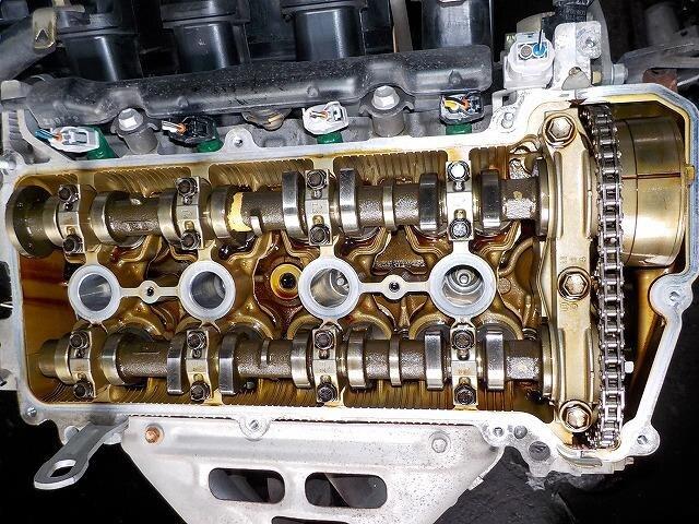Used Engine Toyota Corolla Runx Ta-nze121
