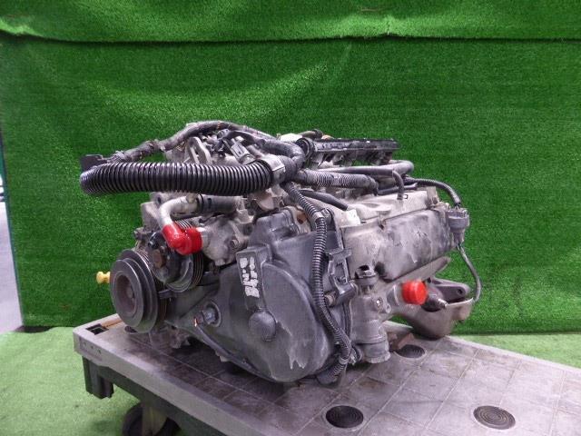[Used]Engine DAIHATSU Hijet GM-S210P
