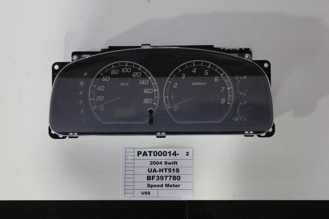 [Used]SUZUKI Swift Speed Meter UA-HT51S
