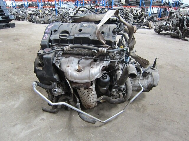 Used]Engine & Transmission PEUGEOT 206 GF-T16L4 - BE FORWARD Auto Parts