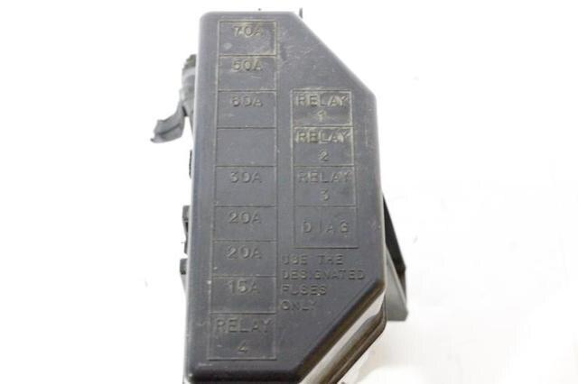 used suzuki carry truck fuse box gd da52t be forward auto parts rh autoparts beforward jp suzuki carry fuse box location suzuki carry 1.3 fuse box