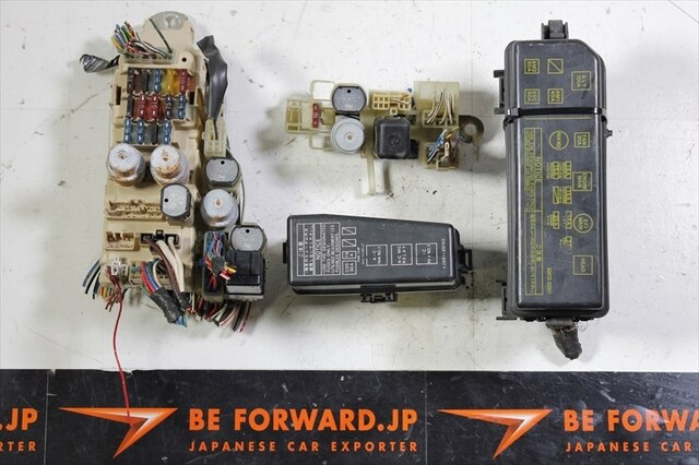 used]fuse box toyota carina ed e-st163 - be forward auto parts  be forward auto parts