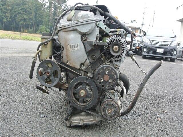 Used Engine   Transmission 1NZ TOYOTA Porte CBA-NNP11 - BE FORWARD ... 2222f9f691a