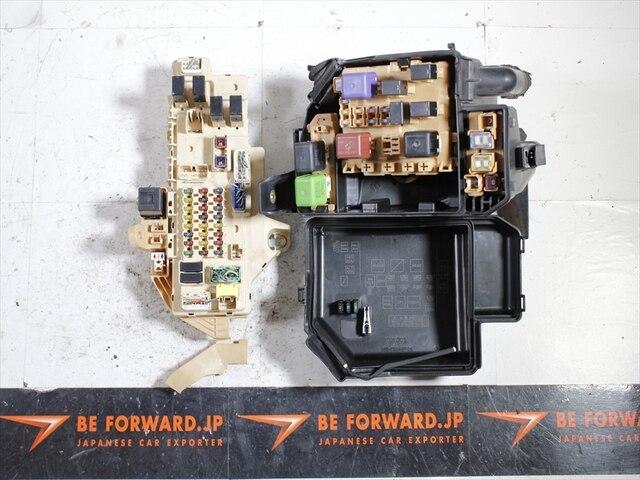 used fuse box toyota mark ii gf gx100 be forward auto parts rh autoparts beforward jp Toyota Yaris Fuse Box Diagram 2009 Toyota Yaris Fuse Box