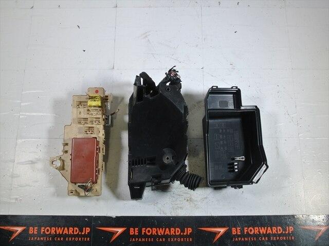 used fuse box toyota mark ii gf gx100 be forward auto parts rh autoparts beforward jp