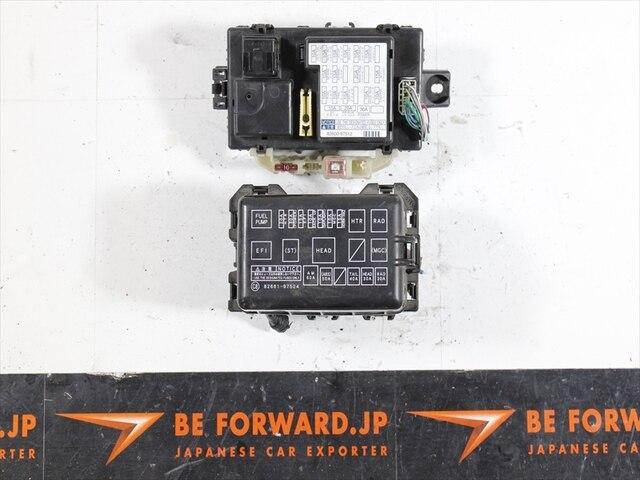 [Used] FUSE BOX DAIHATSU Atrai 7 UA-S221G