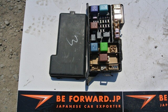 Used nissan trail fuse box ta nt be forward auto parts