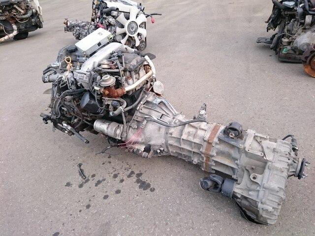 toyota 1kz te diesel engine repair manul