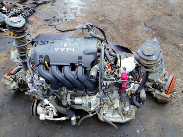 Usedengine Transmission Toyota Probox Van Cbencp51v Be