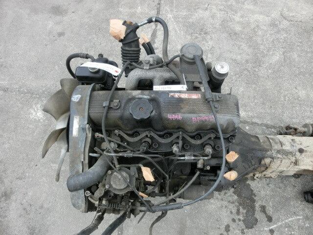 [Used]Engine & Transmission 4D56-T 4WD MT Pajero