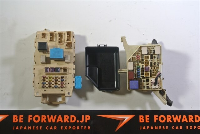 Car Fuse Box Parts | Wiring Diagram Japanese Car Fuse Box on