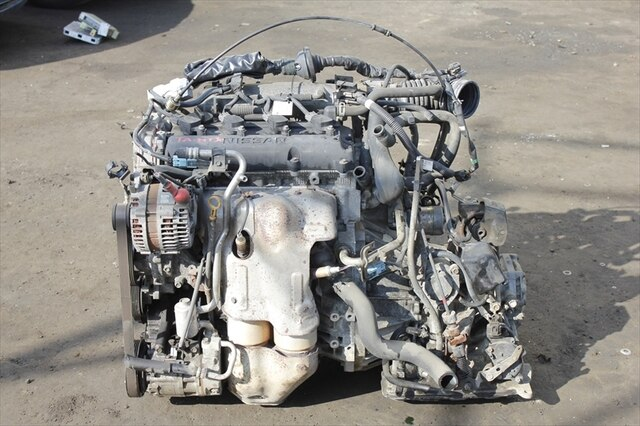 Used Engine  U0026 Transmission Qr20 Nissan X