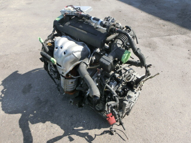 Engine & Transmission 1AZ-FSE 2WD AT