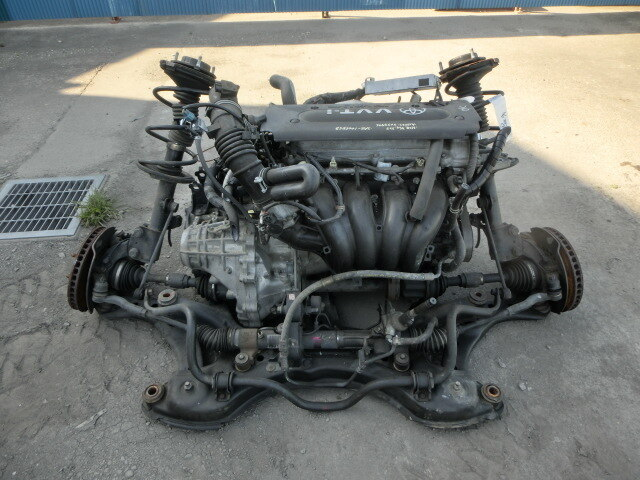 Engine & Transmission 2AZ-FE FF AT IPSUM W/S