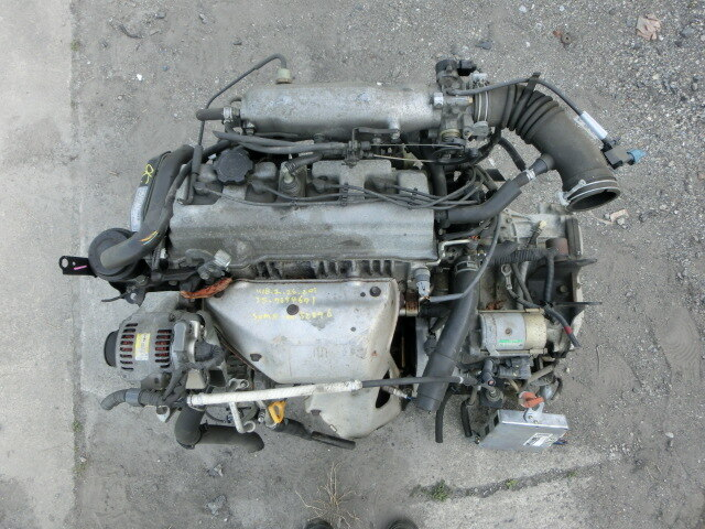 Used Car Engines >> Used Engine Transmission 3s Fe Ff 4wd At