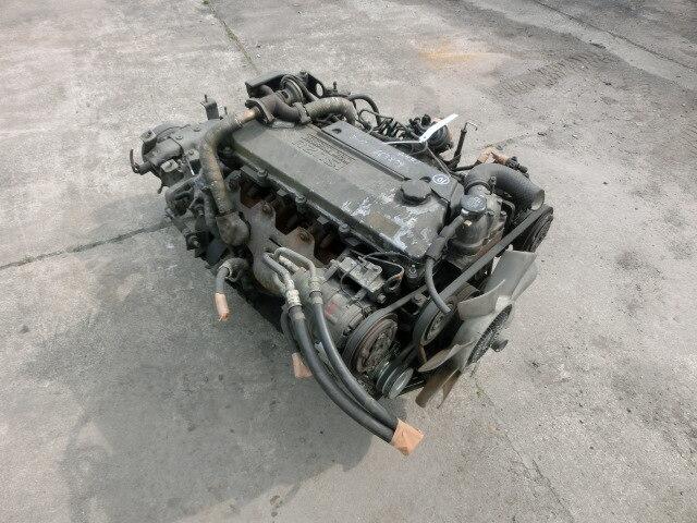 [Used]Engine & Transmission 4HF1 2WD MT NEW, KC-