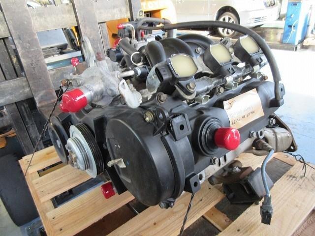[Used]Engine DAIHATSU Hijet TE-S210P