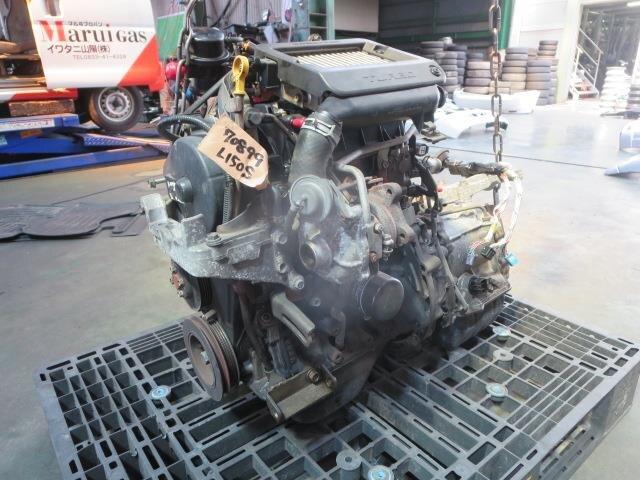 used]engine daihatsu move la l150s be forward auto parts