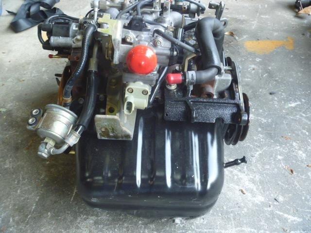 Daihatsu Engine Coolant : Used engine daihatsu hijet v s