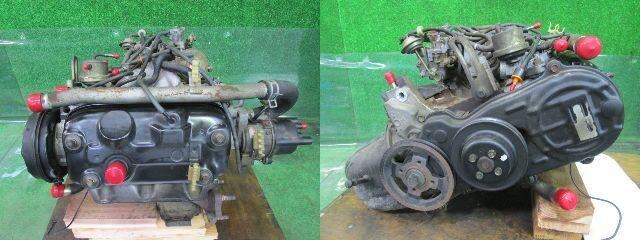 Used]Engine DAIHATSU Hijet M-S83P - BE FORWARD Auto Parts
