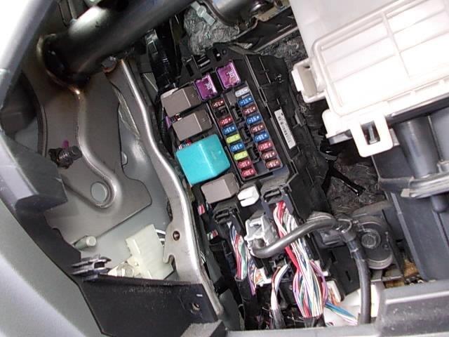 Used]Fuse Box DAIHATSU Move DBA-L175S - BE FORWARD Auto Parts on