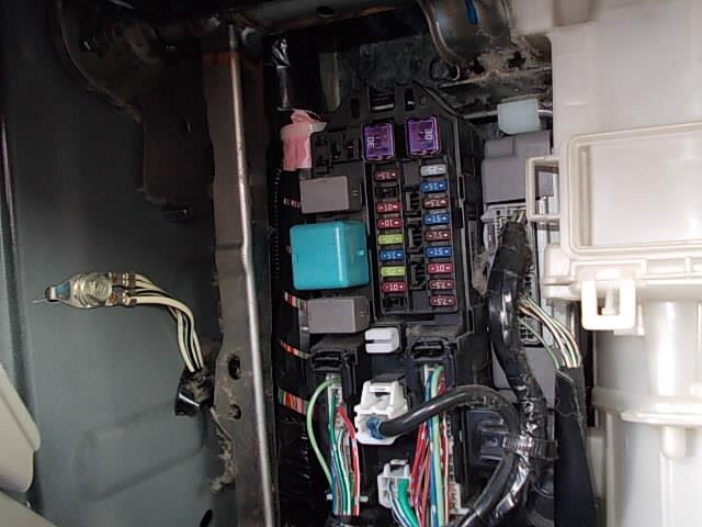 Daihatsu Hijet Fuse Box Location Wiring Diagram 1995 Subaru Legacy Fuse Box Diagram 2010 Jeep Patriot Fuse Box Diagram Used]fuse Box Daihatsu Mira Dba L275s ...