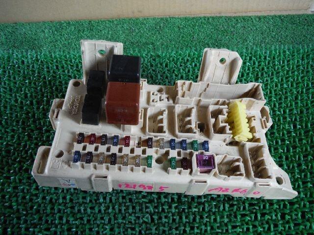 used fuse box toyota noah ta azr60g be forward auto parts rh autoparts beforward jp  toyota noah 2004 fuse box
