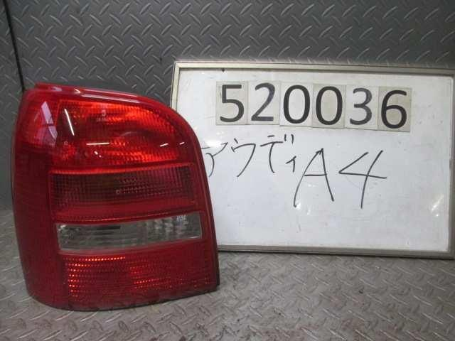 Used]Left Tail Light AUDI Audi s4 - BE FORWARD Auto Parts