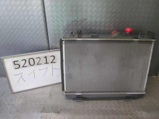 Used]Radiator SUZUKI Swift CBA-ZC31S - BE FORWARD Auto Parts