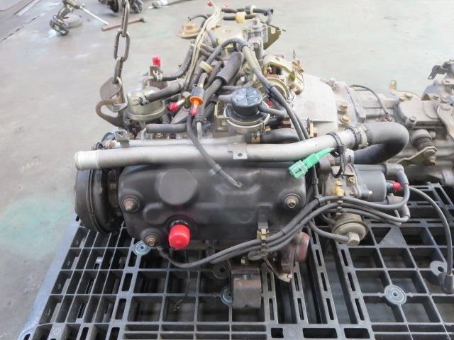 Used]Engine DAIHATSU Hijet V-S100P - BE FORWARD Auto Parts