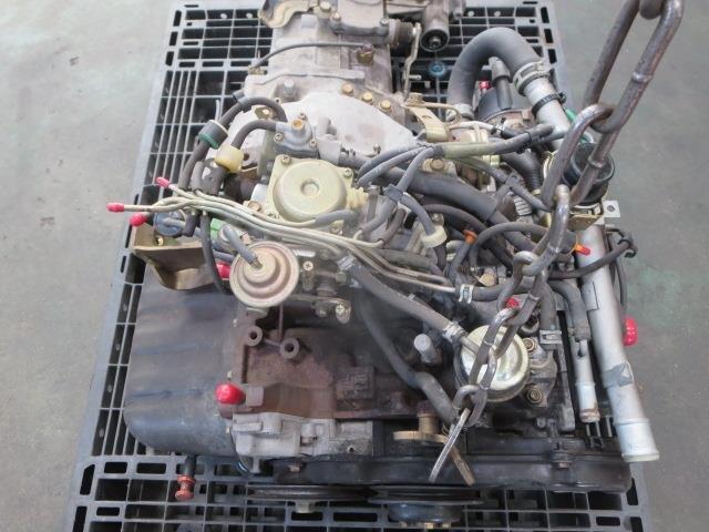 [Used]Engine DAIHATSU Hijet V-S100P