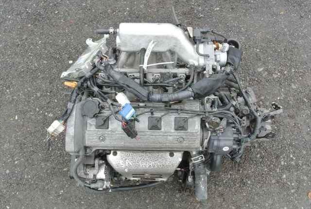 [Used]Engine&Transmission 5A-FE 2WD MT TOYOTA COROLLA ...