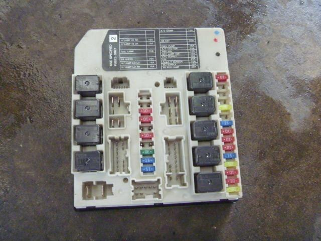 PA00934628_8da58c 284b7ed000 [used]fuse box nissan tiida dba c11 be forward auto parts nissan tiida fuse box at readyjetset.co
