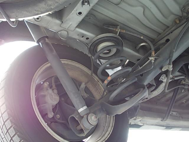 Used]Rear Axle Beam Assembly TOYOTA Alphard DBA-ANH10W - BE