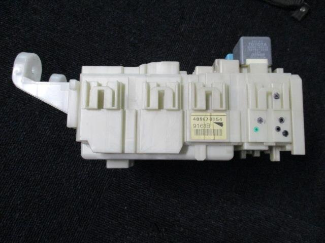 Fuse Box In Toyota Hiace : Used fuse box toyota hiace cbf trh v be forward auto