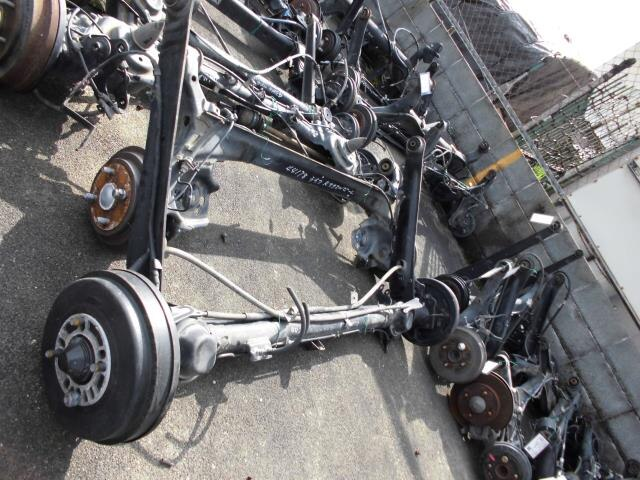 [Used]Rear Axle Beam Assembly NISSAN Wingroad 1999 GF-WFY11