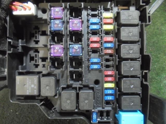 [DIAGRAM_09CH]  Used]Fuse Box MAZDA Demio 2008 DBA-DE3FS - BE FORWARD Auto Parts | Mazda Demio Fuse Box |  | BE FORWARD Auto Parts
