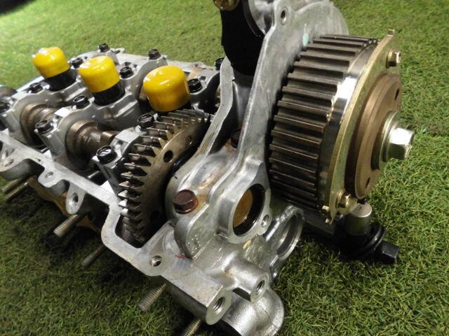 Used]Cylinder Head DAIHATSU Move LA-L900S - BE FORWARD Auto Parts