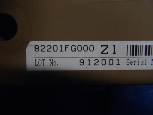 Used]Fuse Box SUBARU Forester 2009 DBA-SH5 82201FG000 - BE FORWARD ...