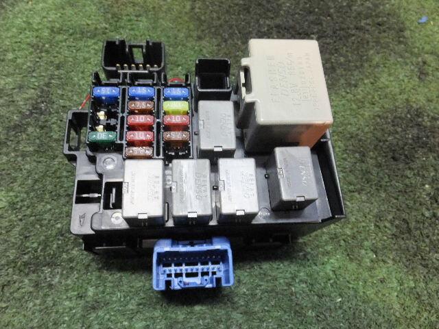 used]fuse box daihatsu hijet atrai aba s321g 82660b5040 be forward Wiper Linkage Location